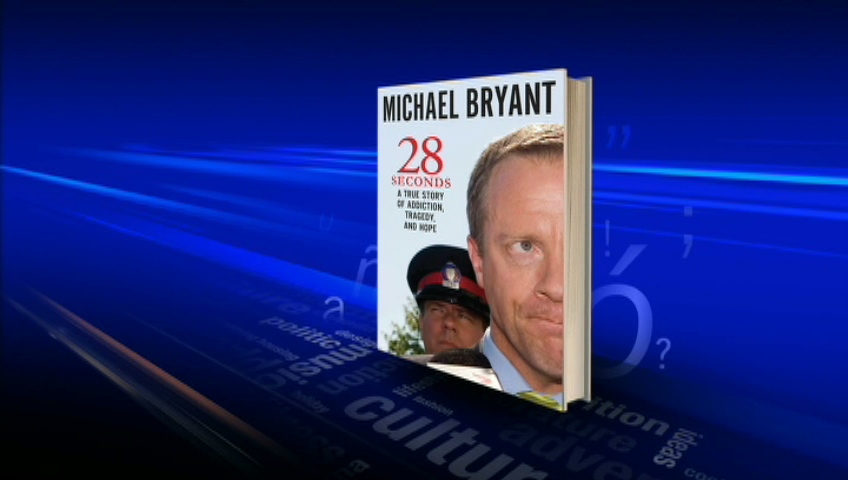 Michael Bryant's new book '28 Seconds,' recounts the death of cyclist Darcy Allen Sheppard, as well as his struggles with alcohol.