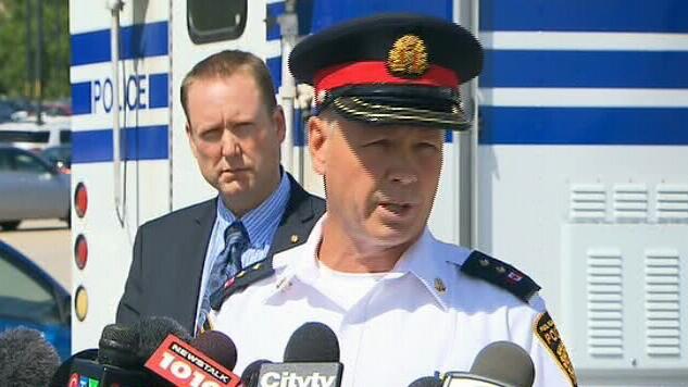 Peel Regional Police Insp. George Koekkoek