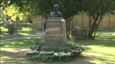 Jack Layton memorial