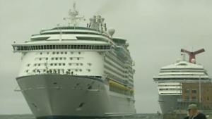 Halifax ship