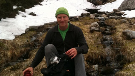 Tyler Wright, 35, has been missing since leaving for a hike from Squamish on Aug. 10, 2010. (Handout)