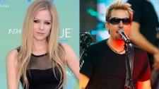 Chad Kroeger are Avril Lavigne