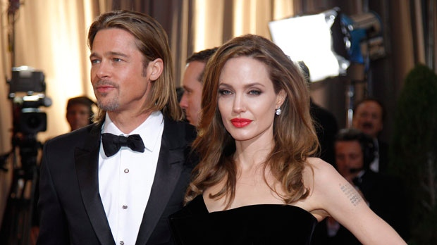 Youngest Jolie Pitt Daughter To Make Film Debut In