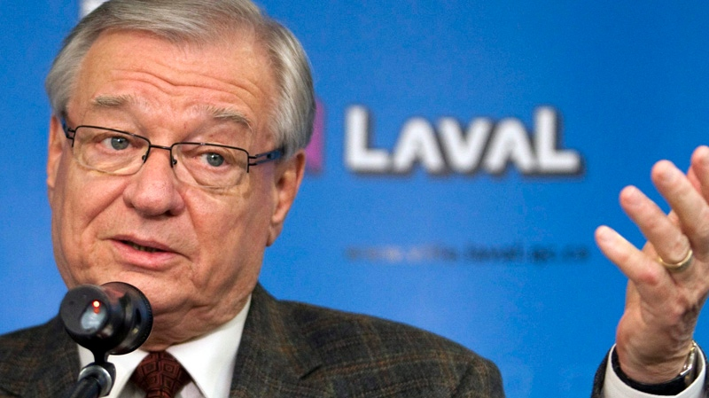 This week Laval city council has to choose an interim mayor to replace Gilles Vaillancourt.