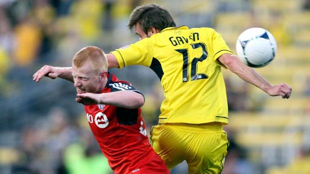 Toronto FC loses 2-1 to Columbus