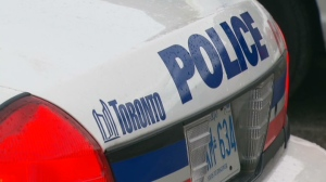 A Toronto Police cruiser is seen in this undated file image.