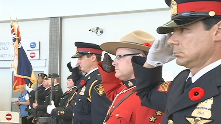 More than 100 war veterans are en route to Nipawin Thursday evening to take part in the first ever Wounded Warrior weekend.