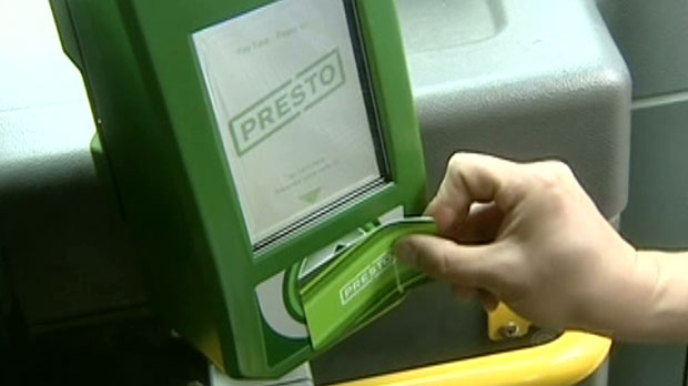 OC Transpo will release 10,000 more Presto cards to the public starting Friday, January 18, 2013.