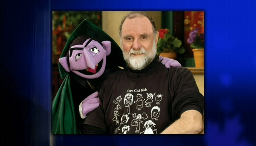 Jerry Nelson, the man who gave life to Count Von Count and other famous Muppets like Mr. Snuffleupagus, has died at age 78.