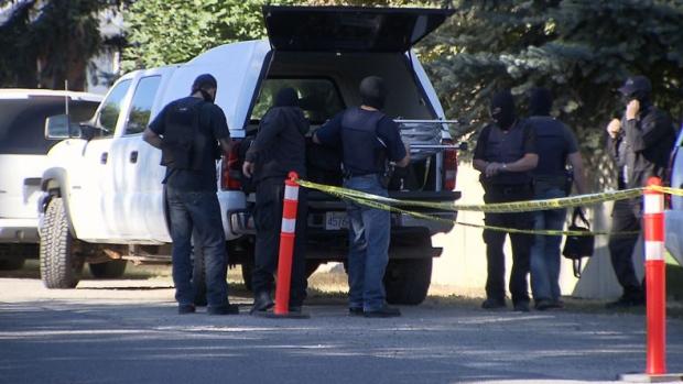 Mounties raid Hells Angels clubhouse in Kelowna | CTV News