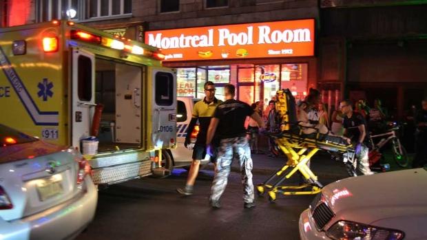 Woman Montreal