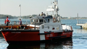 CTV Toronto: Four kayakers rescued from Lake Ontar