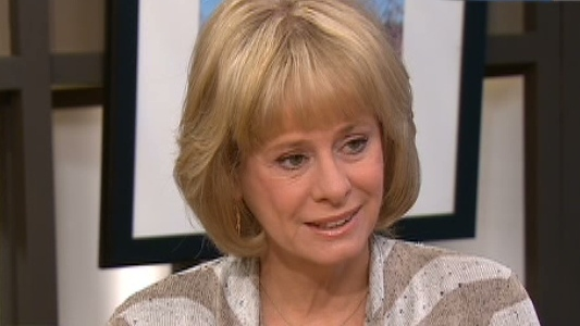 Crime novelist Kathy Reichs talked about her new book, 'Bones Are Forever,' on CTV's Canada AM on Aug. 27, 2012.