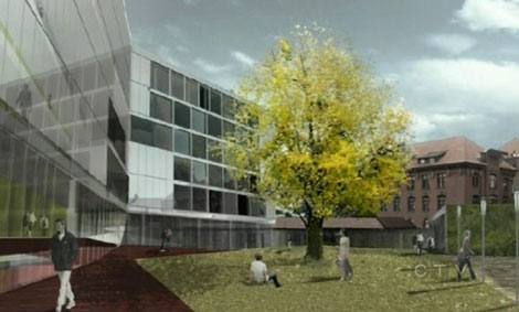The New Science And Technology Building At John Abbott College Is Slated To Be Ready By