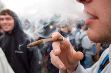 Police chiefs says tickets, not charges, for pot possession