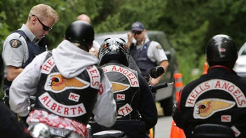 7 arrested after Kelowna Hells Angels clubhouse raid | CTV News
