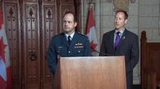 Lt.-Gen. Thomas Lawson, Peter MacKay