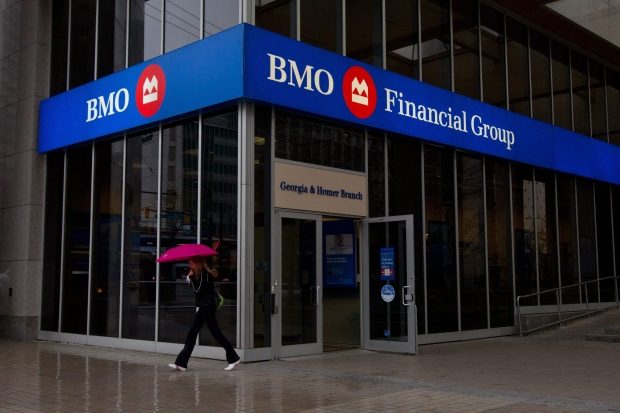 Bank of Montreal, Vancouver, downtown, BMO