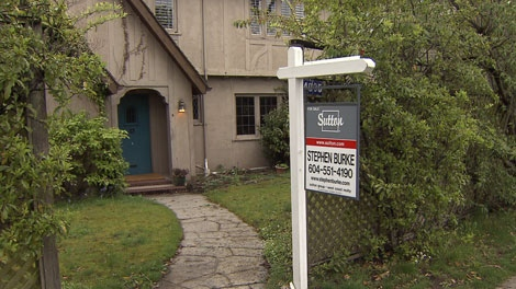 Vancouver is one of six major markets headed for a burst real estate bubble, predicts a new report.