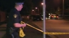OPP are investigating the murder of a woman in Rockwood Monday night.
