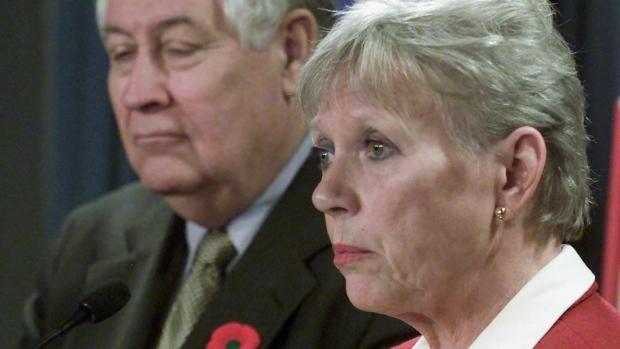 Senator Joyce Fairbairn