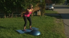 Canada AM: Fifteen minutes of fitness for adults