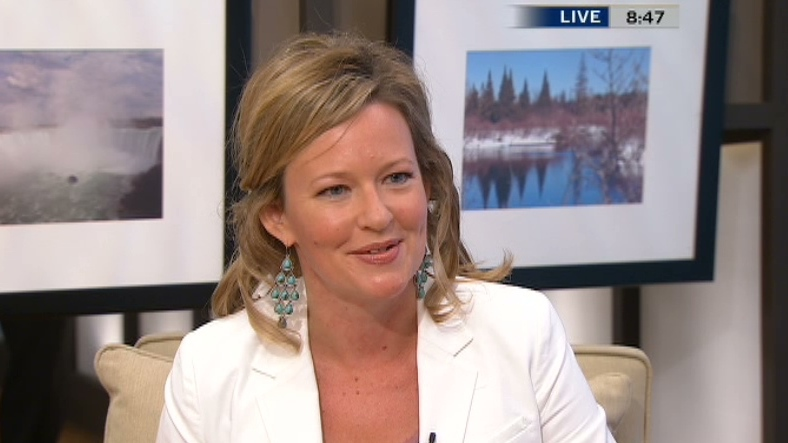 Jennifer Reynolds, the editor-in-chief of Canadian Family magazine, discussed new trends in the classroom on Canada AM, Aug. 29, 2012.