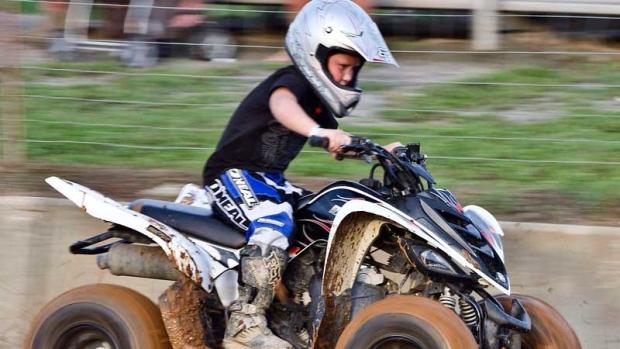 Kids and ATVs