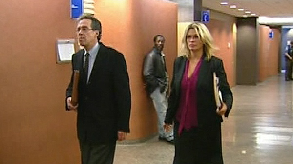 Longueuil prosecutor Julie Beauchesne is handling Mario Lambert's case because she never worked with the detective (Sept. 2, 2010)