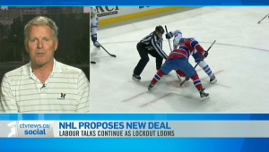 CTV News Channel: NHL proposes new deal