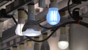 LED light bulbs are expensive, but they might be the best buy over the long run.