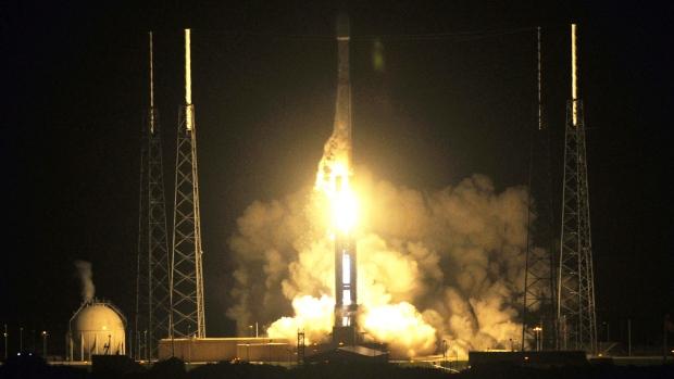 NASA rocket radiation satellites