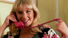 Ari Graynor in a scene from Alliance Films' 'For A Good Time, Call.'
