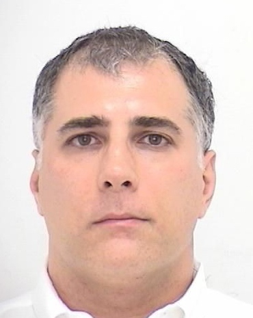 Peter Floro, 38, is seen in this image released by the Toronto Police Service.