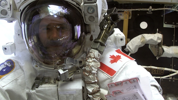 canadian space agency astronaut description - photo #11