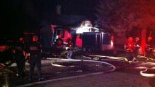 Sadler Avenue fire