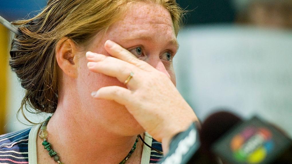 Iraq War Resister Kimberly Rivera