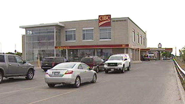 Winnipeg police are looking for suspects after a bank in the 800 block of Empress was robbed.