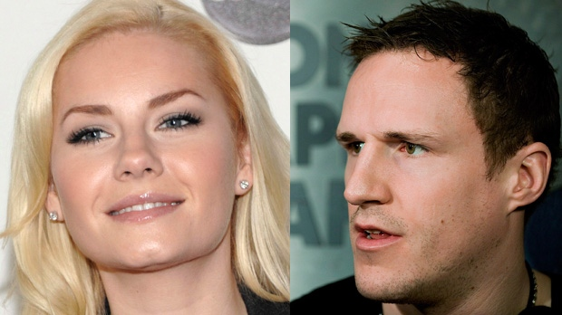 Actress Elisha Cuthbert engaged to NHLer Dion Phaneuf