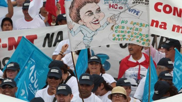 Brazil, protest,