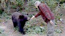 Bear tamer.