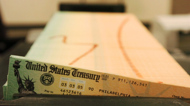 Social security cheques