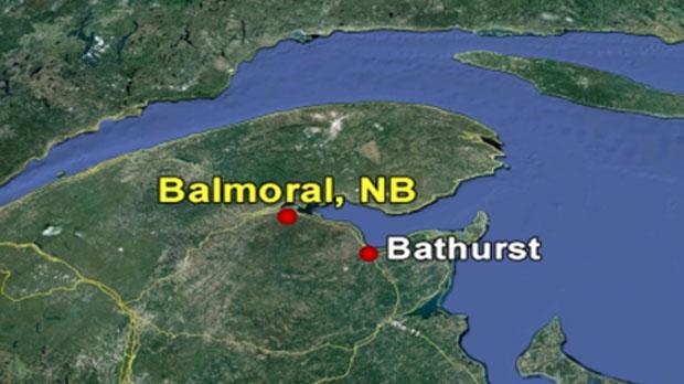 Balmoral crash