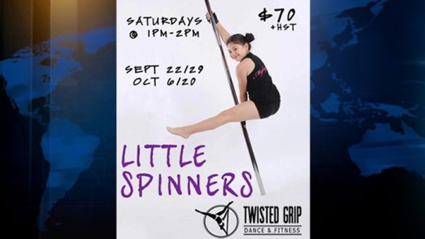 Little Spinners