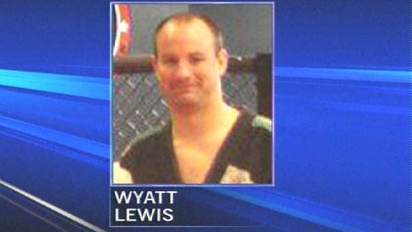 Wyatt Lewis was a pioneer in MMA in Alberta.