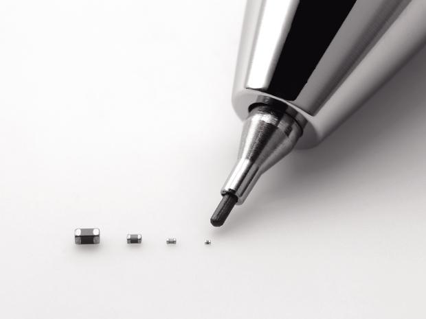 Murata Manufacturing Co., Capacitator, Mechanical pencil