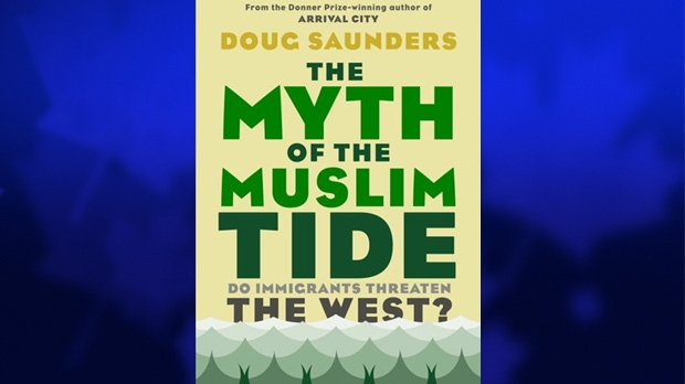 Misconceptions about Muslim immigrants -- whether it's their loyalties, cultural behaviour or population growth -- are the focus of Dog Saunders' new book 'The Myth of the Muslim Tide.'