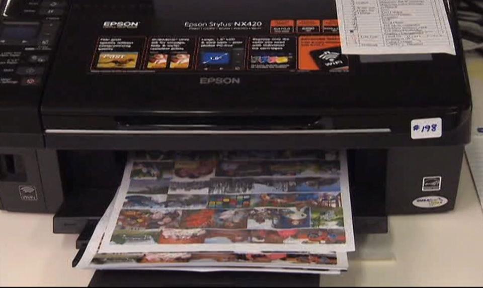 chris olsen printer value september 9 2010