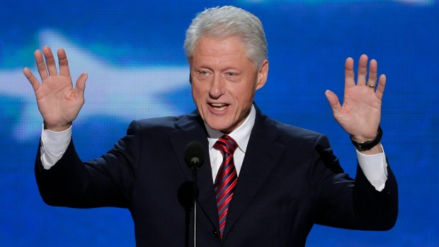 Bill Clinton subject of Martin Scorsese documentary