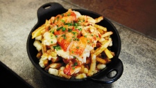 Lobster Poutine - Chuck Hughes. Photography by Dominique Lafond. Published by HarperCollins Publishe